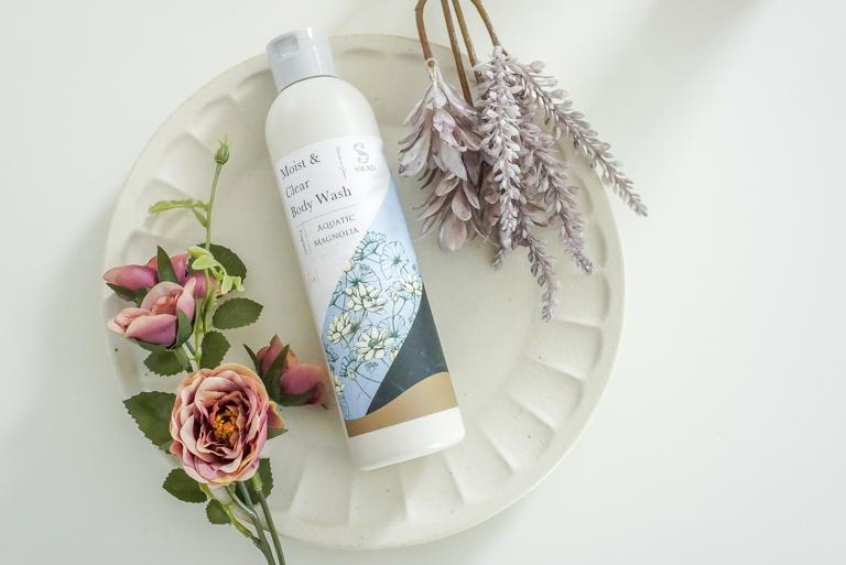SWATi_Moist & Clear Body Wash_水上のマグノリアの香り