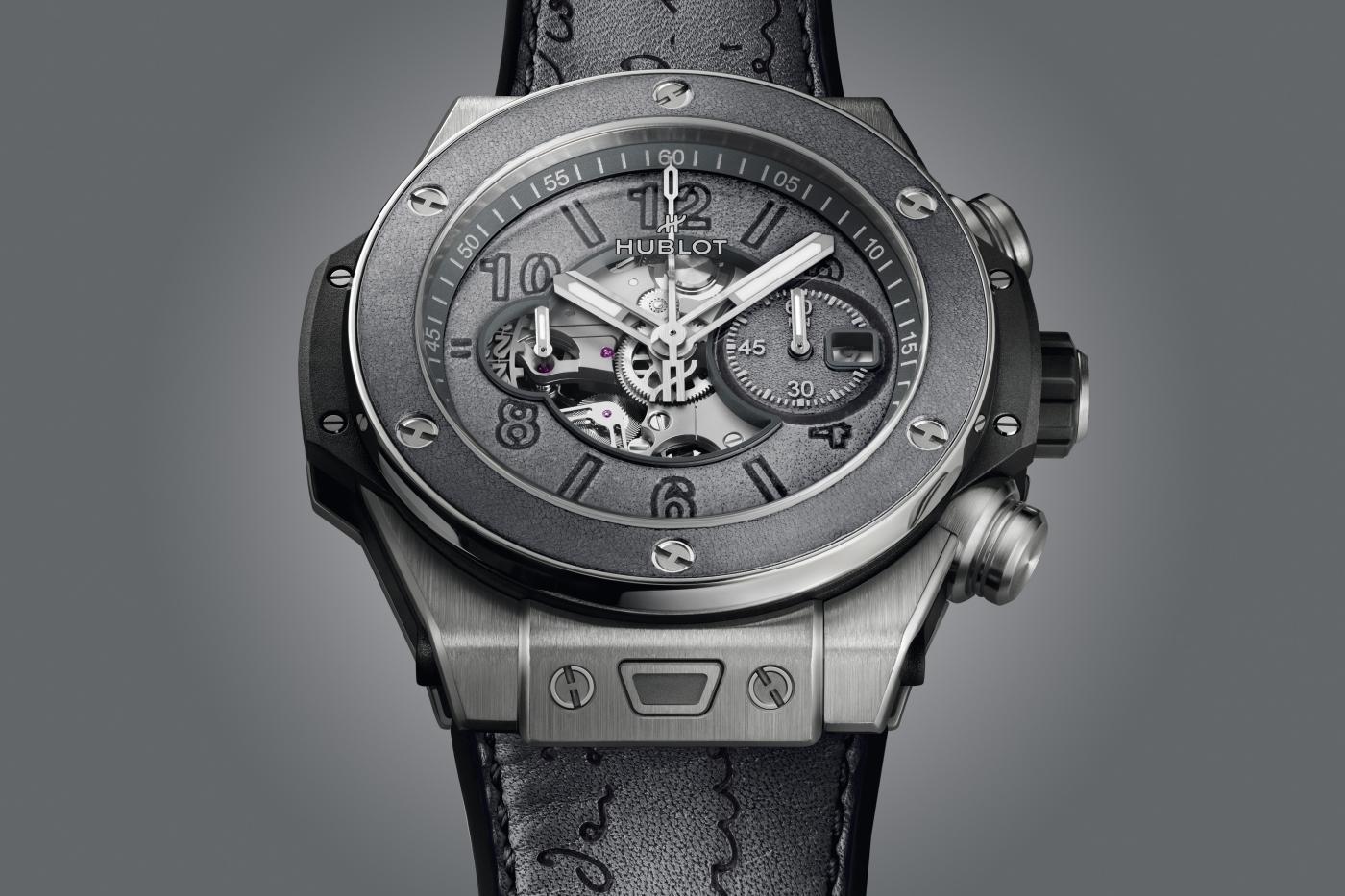 HUBLOT_メンズ腕時計①