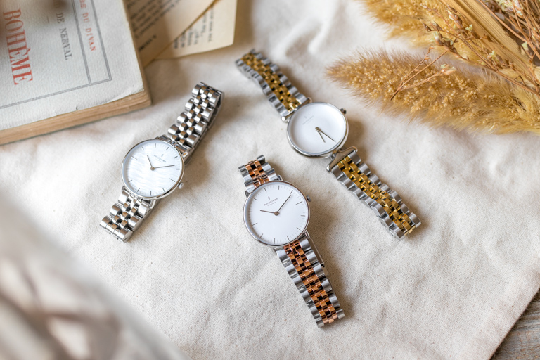Nordgreen_ノードグリーン_リングブレスの腕時計