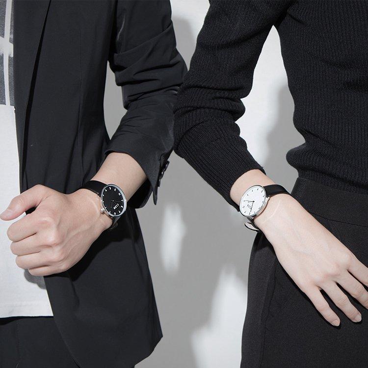 KLON_モノトーンの腕時計