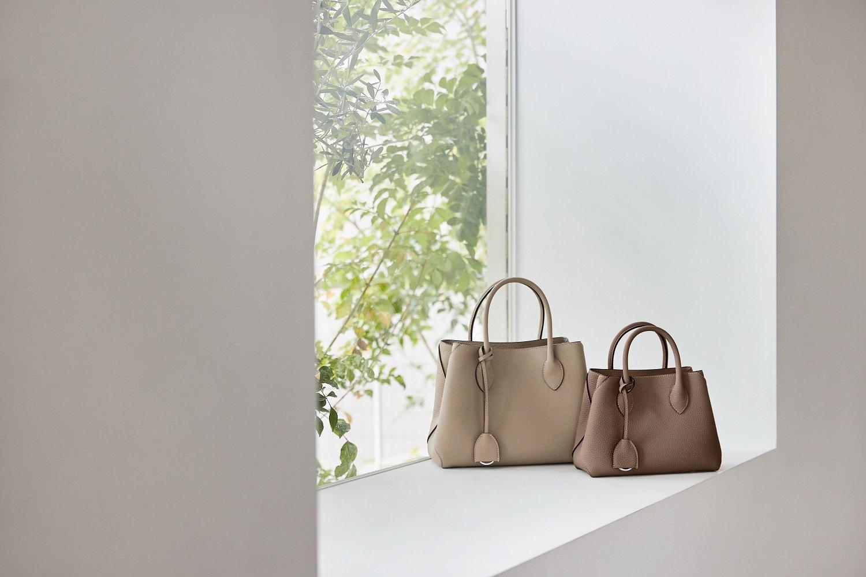 BONAVENTURA_ボナベンチュラ_シンプルなデザインのバッグ